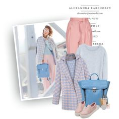How To Wear Pastel Fall...Why Not Outfit Idea 2017 - Fashion Trends Ready To Wear For Plus Size, Curvy Women Over 20, 30, 40, 50