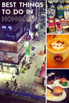 Best things to do in Hongdae www.travel4life.club