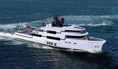45m Power Explorer Yacht