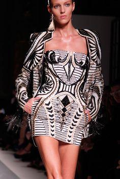 Balmain Spring 2012 Ready-to-Wear Accessories Photos - Vogue