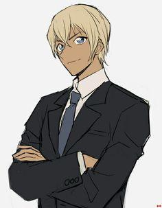 Visit the post for more. Handsome Anime Guys, Cute Anime Guys, Anime Boys, Bourbon, Super Manga, Manga Detective Conan, Detektif Conan, Detective Conan Wallpapers, Kaito Kid