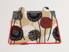 ★ポケットがま口バックの作り方。レシピ公開。 | がま口の作り方♪手縫いで作る初めてのがま口【手作り屋万莉】