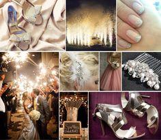 sparkle via DIY Wedding Supplies