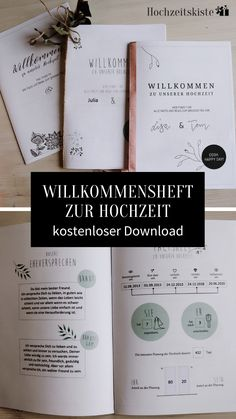 DIY Hochzeit Willkommensheft – Soon to be married Marriage Gown, Marriage Reception, Good Marriage, Wedding Night, Diy Wedding, Wedding Ceremony, Wedding Rings, Hymen, Informal Weddings
