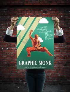 Can you design Posters? Then We Need You! Calling all Graphic Artists. Best Poster Design wins the 2013 Graphic Monk T-Shirt. SignUp Today & Earn money selling your designs on Graphic Monk. Design Posters, Cool Posters, Your Design, Web Design, We Need You, Earn Money, Artists, Logos, Shirt
