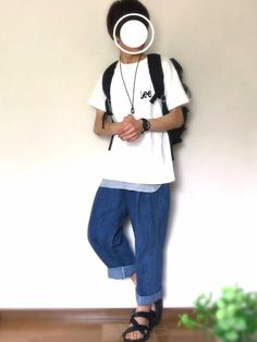 Leeのシャツ可愛かったので購入✨ ーーーサイズーーー トップス            L タンクト Hoodies, How To Wear, Fashion, Moda, Sweatshirts, Fashion Styles, Parka, Fashion Illustrations, Hoodie