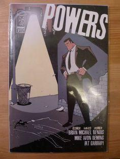 Comic Powers 2 2000 Image VF NM | eBay