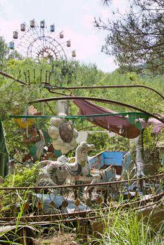 A forgotten amusement park