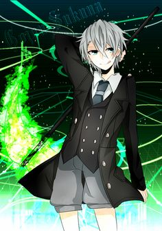 Gojou Sukuna | K Project Love the weapon though XD