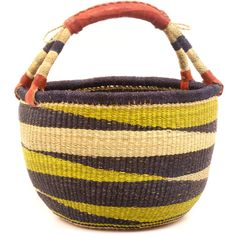 Thank you San Francisco Chronicle for featuring our favorite shopping baskets! Our versatile Gambibgo Shoppers and Market Baskets from Ghana got a great write up in Sunday's Home & Garden section, and is prominent on their website today in Home & Garden.
