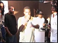 19 Year Old Kanye West - Fat Beats Aug 1996