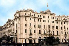 The Gran Hotel Bolivar, Lima