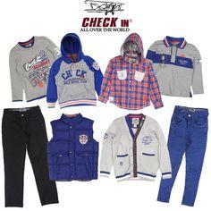 İtalyan stilinden ilham alınarak tasarlanan Check-In Sport Academy koleksiyonu sportif çocuklara hitap ediyor. 0-14 yaş Check-In modelleri tüm Kanz ve SD mağazaları'nda!