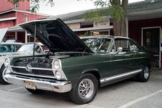 1966 Ford Fairlane GTA by KRFoto, via Flickr