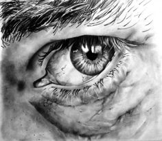 Intense - after armin sketch - Sketching by Kiran Kumar in Pencil Drawings at touchtalent