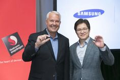 Samsung's upcoming phone might be the first phone to feature Qualcomm's new Snapdragon 836 processor.