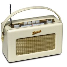 Radio Revival R250 Pastell Creme von Roberts Radio