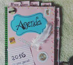 Agenda 2016. Por mi