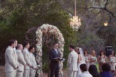 Photography: Closer to Love Photography - closertolovephotography.com Event Staging + Decor: Timeless Love Events - timelessloveevents.com Floral Design: Splendid Sentiments - mysplendidsentiments.com  Read More: http://stylemepretty.com/2012/05/30/temecula-creek-inn-wedding-at-closer-to-love-photography/