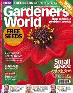 10 Best Gardening Magazines images in 2017