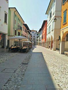 Corso Roma -  Spilimbergo, Pordenone, Friuli-Venezia Giulia, Italy