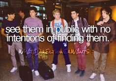 that's like my dream. hopefully one day <3