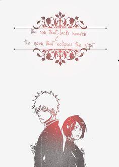 Ichigo & Rukia.