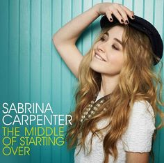 """Watch: Sabrina Carpenter's Music Video For """"The Middle Of Starting Over"""""""
