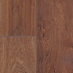 Featuring a subtle, hand-scraped texture, along with knots and sawmarks, Sawmill Hickory has lots of the realistic character found in wood. The natural beauty of an authentic rustic hickory is wonderfully replicated with the handsome floor.