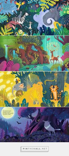 riddles about animals on Behance... - a grouped images picture - Pin Them All