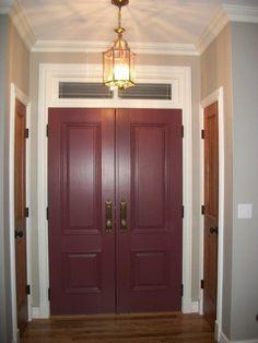 Exterior Solid Wood Door |   D106 Model | www.VintageDoors.com