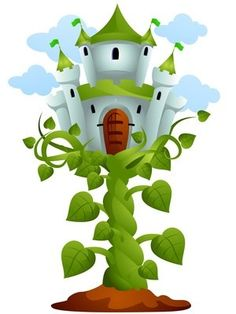 Jack And The Beanstalk Clipart - Clipart Suggest Traditional Tales, Traditional Stories, Role Play Areas, Jack And The Beanstalk, Fairy Land, Nursery Rhymes, Crafts For Kids, Projects To Try, Crafty
