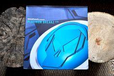 "Metalheadz "" Platinum Breakz "" 3 Quadruple Album Vinyl"