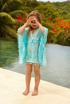 Girls Swimwear & Swimsuits & Buy Kids Beachwear & Melissa Odabash US The post Girls Swimwear & Swimsuits Melissa Odabash, Dresses Kids Girl, Kids Outfits, Little Girl Fashion, Kids Fashion, Fashion Outfits, Triangel Bikini, Kids Frocks, Kids Swimwear