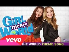 "Here Are The Official Opening Credits For ""Girl Meets World"""