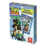 Disney Toy Story 1 & 2 - Happy Families Game