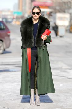topper to die for. Charlotte in NYC. #TheFashionGuitar