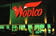 Woolco....I remember the restaurant inside!  Makes me smile