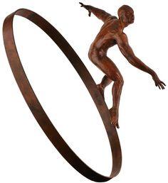 JORGE MARIN     Bronze Sculpture °°