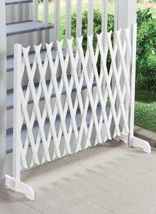 Expandable Lattice Fence Lattice Fence Dog Fence Backyard Fences