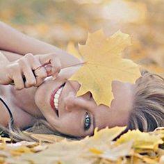 Fall pose.