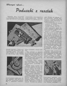 Perkalowy Fartuszek: robótki