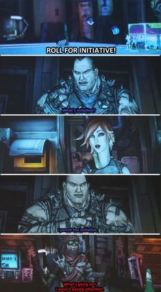 Borderlands 2 ~ Tiny Tina's Assault on Dragon Keep. This game is life! Borderlands Series, Tales From The Borderlands, Geeks, Tiny Tina, Fallout New Vegas, Fallout 3, Handsome Jack, Video Games Funny, Funny Games