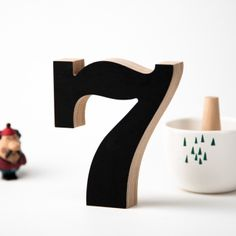 7 - wooden number created from birch plywood. www.mrwoodshop.com Number Crafts, Wooden Numbers, Plywood, Birch, Birthday Gifts, Hardwood Plywood, Birthday Presents, Birthday Favors, Wood Veneer