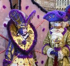 Carnivale masks  http://renukap.wordpress.com/2010/10/24/who-is-that/