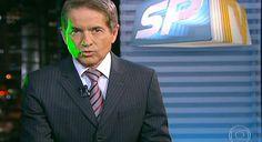 Protestos contra a Globo são noticiados no SPTV - Adnews - Movido pela Notícia