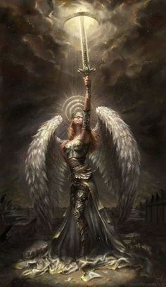 Nemesis - Godess of Justice and Revenge