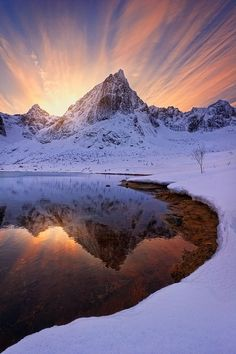 Barf Peak, Norway