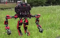 """""""Google's Schaft robot beat 15 other teams that took part in the last round of the challenge"""" (BBC News)"""