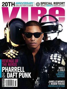 Daft Punk and Pharrell